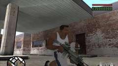 M4 from s. t. a. l. k. e. r. (a) for GTA San Andreas