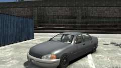 Kuruma of GTA 3 for GTA 4