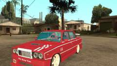 VAZ 2107 Sparky for GTA San Andreas