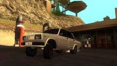 VAZ 2107 Azeri Style for GTA San Andreas
