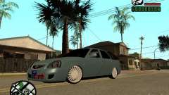 VAZ-2170 for GTA San Andreas