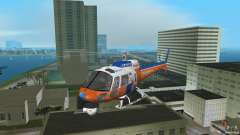 Eurocopter As-350 TV Neptun for GTA Vice City