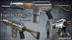 [Point Blank] Spas-15