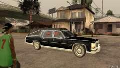 Cadillac Fleetwood Hearse 1985