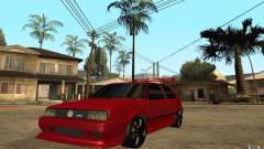 Volkswagen Golf 2 GTI Tuned for GTA San Andreas
