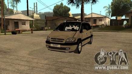Opel Zafira for GTA San Andreas