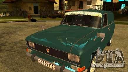 AZLK 2734 for GTA San Andreas
