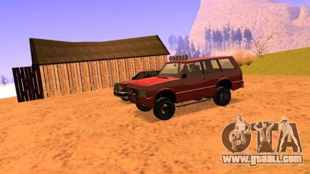 Huntley Superior for GTA San Andreas