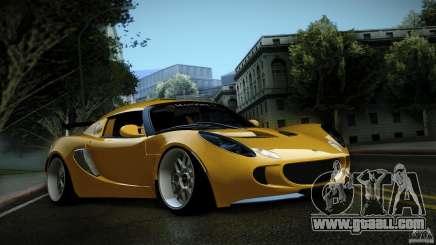 Lotus Exige Track Car for GTA San Andreas