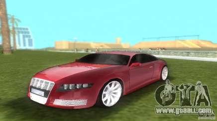 Audi Nuvolari Quattro for GTA Vice City