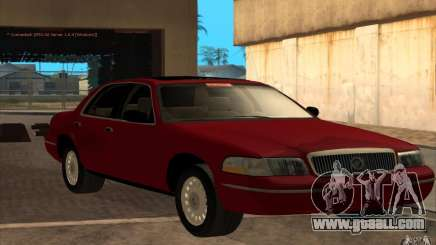 Mercury Grand Marquis 2006 for GTA San Andreas