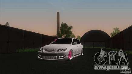 Mazda MazdaSpeed 3 for GTA San Andreas