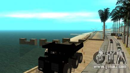 Dumper for GTA San Andreas