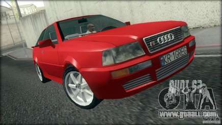 Audi S2 for GTA San Andreas