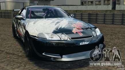 Toyota Soarer Drift for GTA 4
