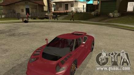 B-Engineering Edonis for GTA San Andreas