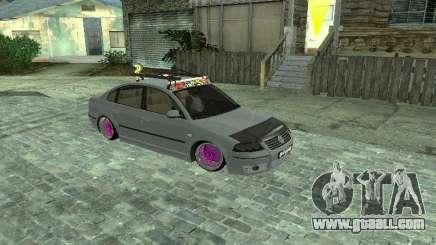 VW Passat B5+ Dope for GTA San Andreas