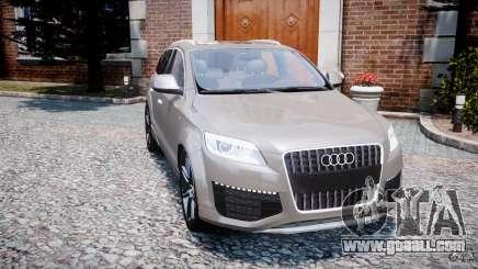Audi Q7 V12 TDI Quattro Stock  v2.0 for GTA 4