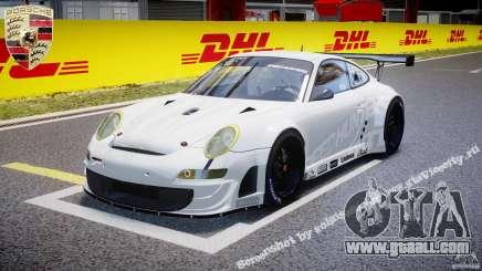Porsche GT3 RSR 2008 SpeedHunters for GTA 4