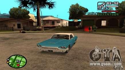 Ford Thunderbird 1964 for GTA San Andreas