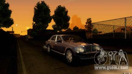 Bentley Mulsanne 2010 v1.0 for GTA San Andreas