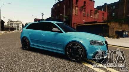 Audi RS3 Sportback V1.0 for GTA 4