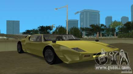 De Tomaso Pantera for GTA Vice City