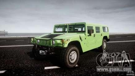 Hummer H1 Oliva for GTA 4
