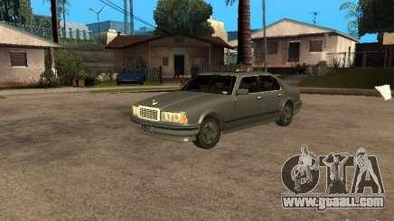 HD Sentinel for GTA San Andreas