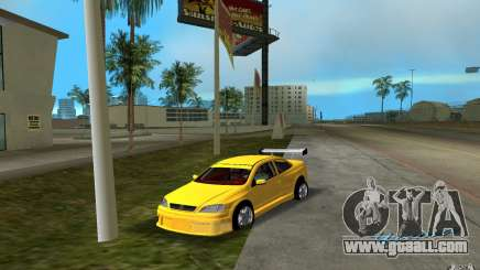Opel Astra Coupe for GTA Vice City