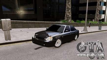 Lada Priora Dag Style for GTA 4