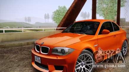 BMW 1M v2 for GTA San Andreas