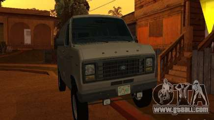 Ford E-150 1979 for GTA San Andreas