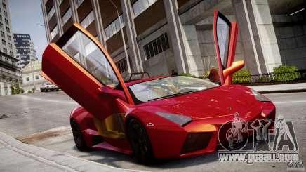 Lamborghini Reventon Final for GTA 4