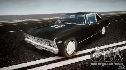 Chevrolet Nova 1969 for GTA 4