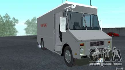 Chevrolet Step Van 30 (1988) for GTA San Andreas
