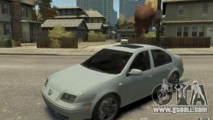 Volkswagen Bora V6 2003 for GTA 4