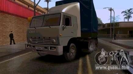 KAMAZ 55111 for GTA San Andreas