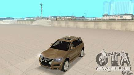 Volkswagen Touareg 2008 for GTA San Andreas