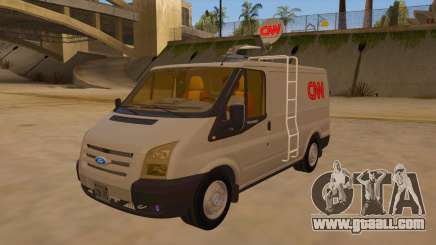 Ford Transit CNN for GTA San Andreas