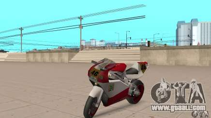 Ducati 999R for GTA San Andreas