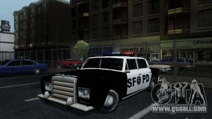 Stafford Police SF for GTA San Andreas