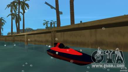 San Andreas Coast Guard for GTA Vice City