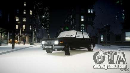 Wartburg 353 W Deluxe for GTA 4