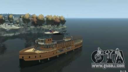 Staten Island Ferry for GTA 4