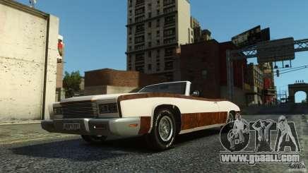 Buccaneer Final for GTA 4