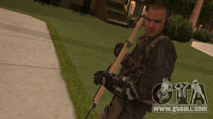Yuri from Call of Duty Modern Warfare 3 for GTA San Andreas