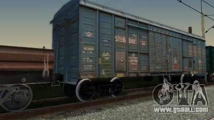Boxcar for GTA San Andreas