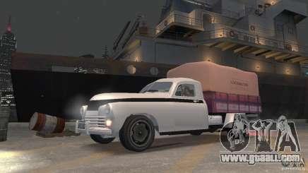 GAZ M20 Pickup for GTA 4
