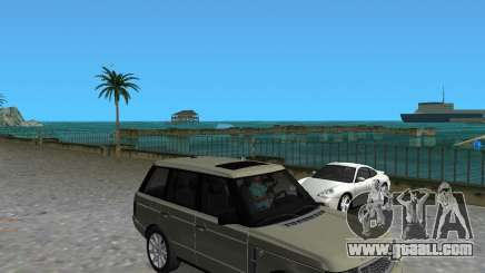 Rang Rover 2010 for GTA Vice City